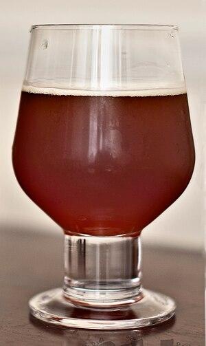 Seasonal beer - Founders Brewing Company's Curmudgeon Old Ale