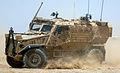 Foxhound Patrol Vehicle in Afghanistan MOD 45154015.jpg