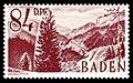 Fr. Zone Baden 1948 26 Höllental, Schwarzwald.jpg