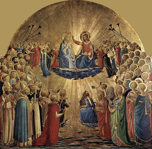 پرونده:Fra Angelico - The Coronation of the Virgin - WGA0630.jpg
