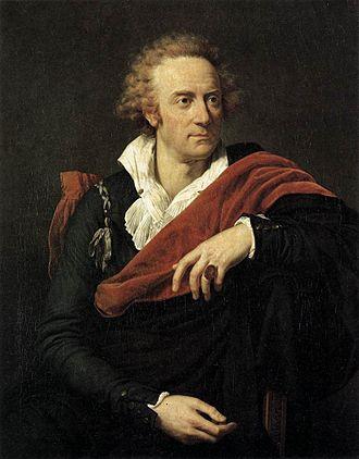 François-Xavier Fabre - Image: François Xavier Fabre Portrait of Vittorio Alfieri WGA7714