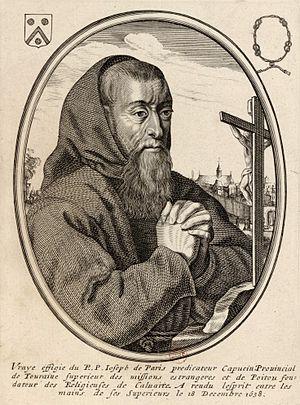 François Leclerc du Tremblay - Portrait
