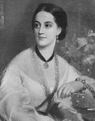 John Fisher, 1st Baron Fisher - Frances Katharine Josepha Broughton, who married Fisher in 1866