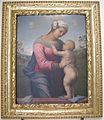 Franciabigio, madonna col bambino e san giovannino, 1510-13.JPG