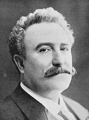 Jean-François Delmas (bass-baritone) - Jean-François Delmas circa 1908