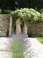 Franziskanerkloster, Klostergarten, Cres, Croatia - panoramio.jpg