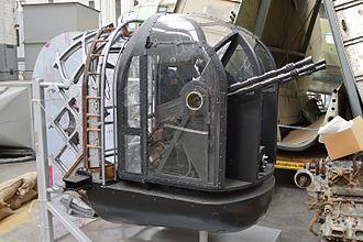 Archibald Frazer-Nash - FN-20 tail turret