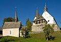 Frauenstein Kraig Kirchweg 6 Kapelle hl. Ulrich und Pfarrkirche hl. Johannes d. T. 15102006 15.jpg
