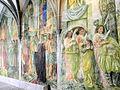 Fraumünster - Bodmer-Frescos - Felix & Regula - Kreuzgang 2012-09-17 17-16-02 (P7000) ShiftN.jpg