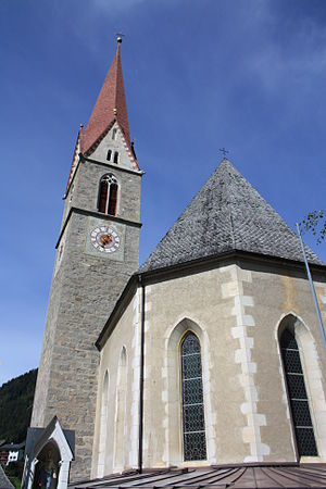 Freienfeld - Image: Freienfeld 2
