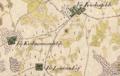 Friedenfelde Erdmannswalde Louisenhof Urmesstischblatt 2848-1826.png