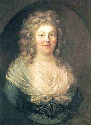 Frederika Louisa of Hesse-Darmstadt - Frederika Louisa