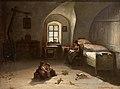 Friedrich Friedländer (attr) Blick in eine Stube.jpg
