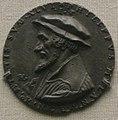 Friedrich hagenauer, medaglia di Filippo Melantone.JPG