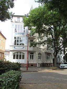 Friedrichstraße in Biedenkopf