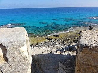 Mersa Matruh - Image: From the watch tower panoramio