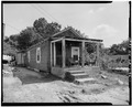 Front Facade, looking north - 507 Dix Street (House), La Grange, Troup County, GA HABS GA,143-LAGR,17-1.tif