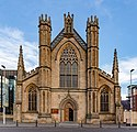 Front view of the St Andrew's Cathedral, Glasgow, Scotland 15.jpg