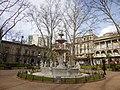 Fuente en la Plaza Matriz - panoramio.jpg