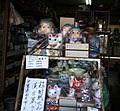 Fukusuke and manekineko for sale - tokyo area - 2014 11 13.jpg