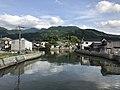 Fukuyoshigawa River from Fukuyoshi-Minatobashi Bridge (south).jpg