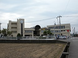 Fusui junior high school.JPG