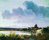 Fyodor Vasilyev At the watering place 10964.jpg