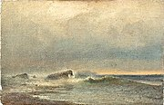 Fyodor Vasilyev Surf at the seashore Tula crop.jpg