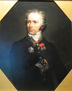 Maximilien Sébastien Foy French military leader, statesman and writer