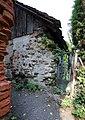Güssing - Stadtmauer, östlich beim Aufgang zur Burg.JPG