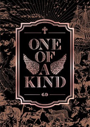 One of a Kind (EP) - Image: G Dragon One of a Kind