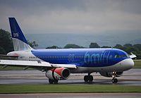 G-MIDY - A320 - British Airways