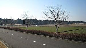 Panorama 5 of Gunma Museum of Art,Tatebayashi ...