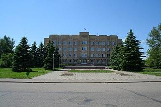 Gagarinsky District, Smolensk Oblast District in Smolensk Oblast, Russia