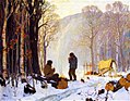 Gagnon - early-winter-morning-in-the-woods-baie-saint-paul-1924.jpg