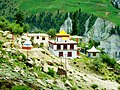 Gandhola Monastery, Lahaul.jpg