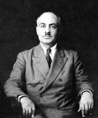 "Armenian Native Faith - Garegin Nzhdeh, the ideologue of an Armenian ""national religion""."
