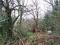 Gateposts and House, Storrs Bridge Lane, Loxley Valley - geograph.org.uk - 1158130.jpg