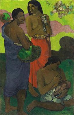 Gauguin - Maternite II