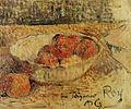 Gauguin 1888 Fruits dans une coupe.jpg