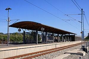Jæren Line - Gausel Station