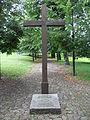 Gdańsk Cmentarz Garnizonowy - grób żołnierzy niemieckich z I wojny światowej.jpg