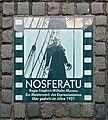 Gedenktafel Am Hafen 1 (Wismar) Nosferatu.jpg