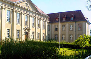 Dahlem (Berlin) - Prussian Privy State Archives of the Prussian Cultural Heritage Foundation