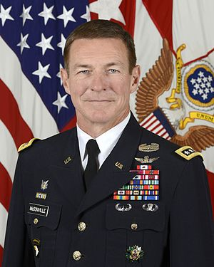 Vice Chief of Staff of the United States Army - Image: Gen. James C. Mc Conville