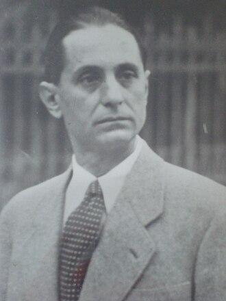 George Tsimbidaros-Fteris - George Fteris