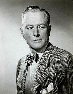 George Macready American actor (1899–1973)