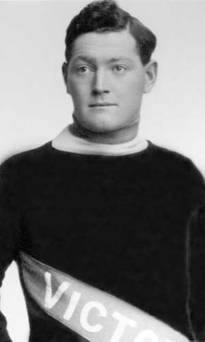 George Prodgers - Prodgers with the Victoria Aristocrats in the 1912–13 PCHA season.