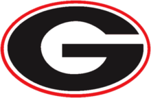 Description de l'image Georgia_Bulldogs_logo.png.