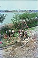 Geotechnical Investigation - Science City Site - Dhapa - Calcutta - 1993-02-27 279.JPG